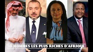 Video 9 Hommes Les Plus Riches d'Afrique - DavidFaitDesTops MP3, 3GP, MP4, WEBM, AVI, FLV Agustus 2018