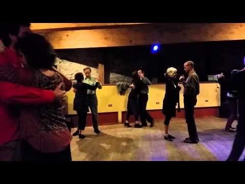 Tango classes with Sean and Juliana Dockery! Every Monday Stonehouse! Join us!
