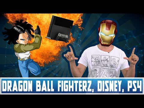 Dragon Ball Fighterz, Disney, PS4, Google Play y Más.. | Techie Talk