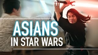 "Wong Fu's ""The First Asian Jedi"""
