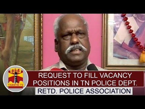 Request-to-fill-vacancy-positions-in-TN-Police-dept--Retd-Police-Association