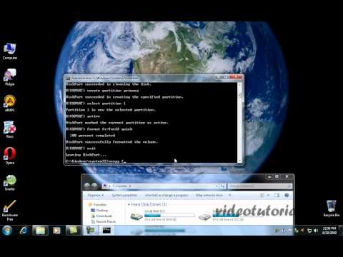how to create a windows pe usb drive