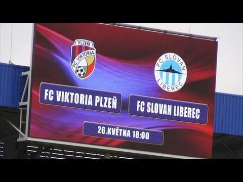 FC Viktoria Plzeň  FC Slovan Liberec 26. 5. 2013