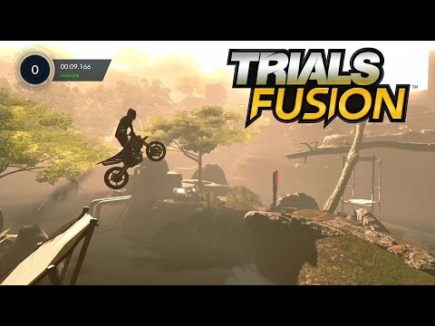 fusion - Check out this gold medal run from this rainy Trials Fusion track from the future. Follow Trials Fusion at GameSpot.com! http://www.gamespot.com/trials-fusio...