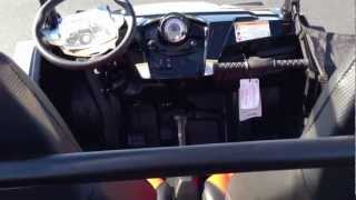 7. 2013 Polaris Ranger RZR XP 900 EPS Walker Evans LE at Tommy's MotorSports