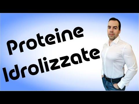 Cosa sono e a cosa servono le proteine idrolizzate
