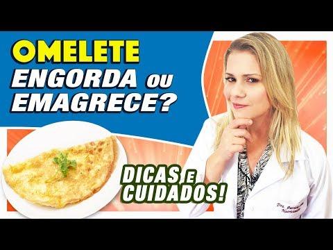 Nutricionista - Omelete Engorda ou Emagrece? [DICAS, CUIDADOS e RECEITAS]