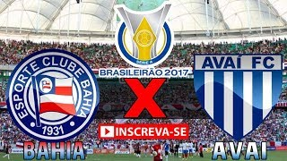 Assista os Melhores momentos e gols do jogo Bahia 1 x 1 Avai (16/07/2017) Campeonato Brasileiro 2017 - 14° Rodada Gols e...