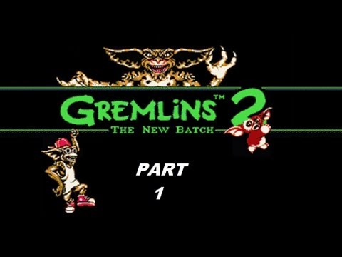 gremlins 2 the new batch nes game