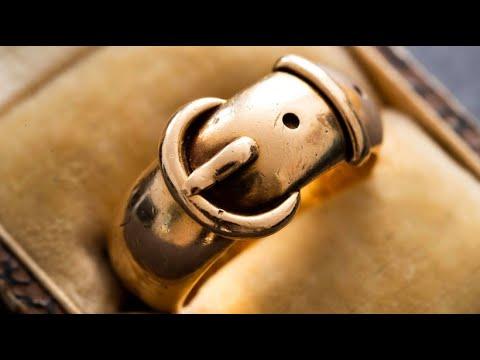 Video - Βρέθηκε το χρυσό δαχτυλίδι του Οσκαρ Ουάιλντ με την αρχαιοελληνική επιγραφή