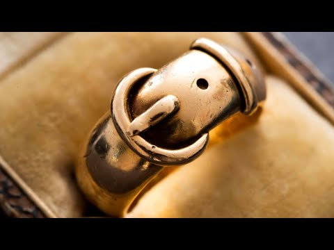 Video - Βρέθηκε το κλεμμένο δαχτυλίδι του Όσκαρ Ουάιλντ με την αφιέρωση στα αρχαία ελληνικά