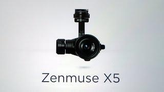 DJI Reveals Zenmuse X5 at InterDrone