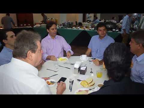 Prefeito participa de reunião com vereadores