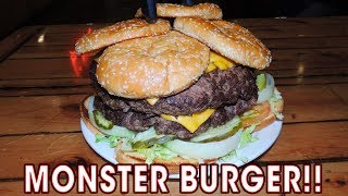 Nonton Monster Burger Challenge in Las Cruces, New Mexico!! Film Subtitle Indonesia Streaming Movie Download