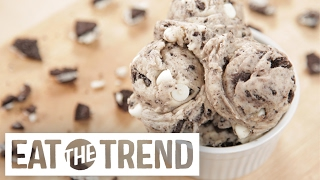 Oreo Cookie Dough That's Safe to Eat! | Eat the Trend by POPSUGAR Food