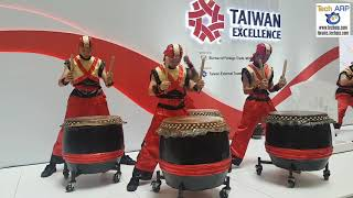 Here is the 24 Seasons drum performance by the VR Drumming Academy at the Taiwan Excellence Pavilion 2017. Read more @ http://www.techarp.com/events/taiwan-excellence-pavilion-2017/Tech ARP  www.techarp.com  forums.techarp.com
