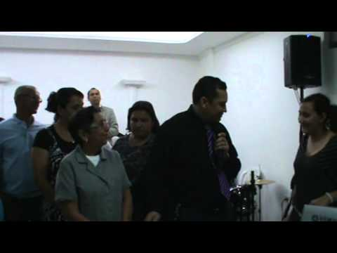 CURAS NA CONGREGACIONAL EM CARPINA-PE - PR MIGUEL SERRA