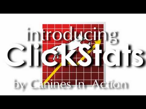 Video of ClickStats Clicker Training