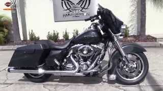 9. Used 2007 Harley Davidson FLHX Street Glide for sale in Riverview Fl