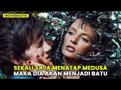 FILM MITOLOGI YUNANI    Alur cerita film PERCY JACKSON & THE OLYMPIANS: THE LIGHTNING THIEF (2010)