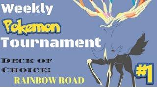 Weekly Pokemon Tournament Vlog 1 by Demon SnowKing