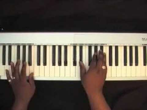 In Your Favor - Youthful Praise - Piano Tutorial