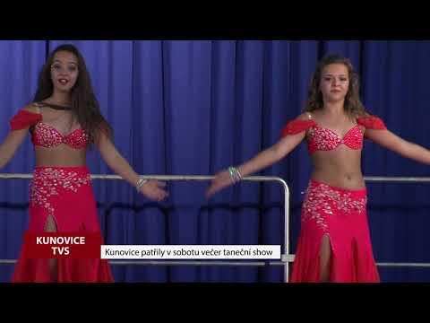 TVS: Kunovice - Taneční show
