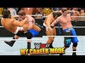 WWE 2K17 MY CAREER MODE #57 'BRAND NEW FINISHERS AND SIGNATURES!!' (WWE 2K17 Gameplay)