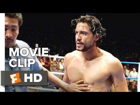 Hands of Stone Movie CLIP - Leonard vs. Duran (2016) - Edgar Ramírez Movie