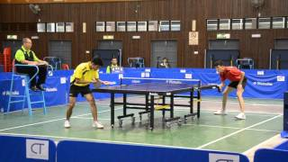 Mentakab Malaysia  City new picture : Asraf Haiqal vs Leong Chee Feng 2015 Mentakab Malaysia Final DSC 2298 Man final 1 of 6