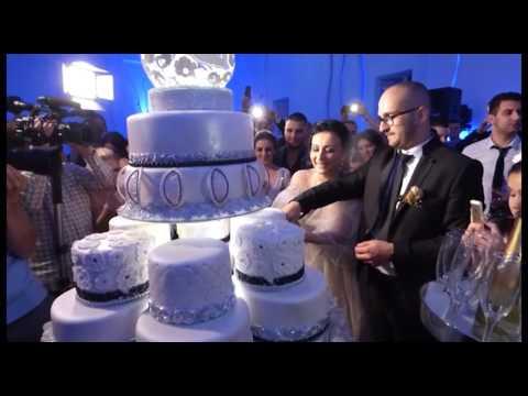 Andreana Čekić – Crkveno venčanje na godišnjicu braka