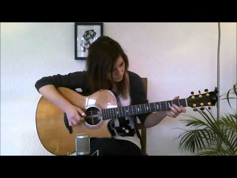 "Michael Jackson  ""They Don't Care About Us"" Cover by Gabriella Quevedo"