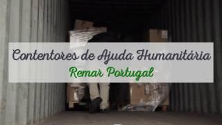 Contentores de Ajuda Humanitária