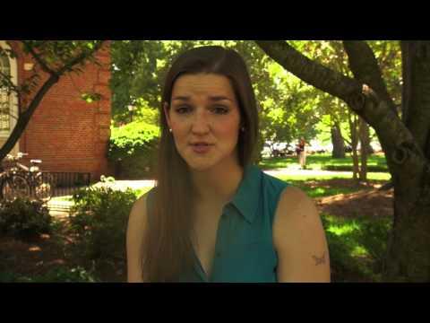 Meet Our Hosts for Fall 2013: Grace Baldridge