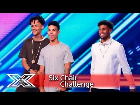 5 AM fight for the fifth Chair | Six Chair Challenge | The X Factor 2016_Legjobb vide�k: TV m�sorok