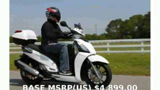 9. 2013 KYMCO People GT 200i -  Specs Engine - Motorcycle Specs