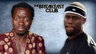 Video Michael Blackson Trashes Kevin Hart After Breakfast Club Interview MP3, 3GP, MP4, WEBM, AVI, FLV April 2018