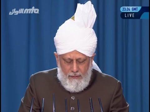 Ansprache des Kalifen (aba) zum Id-ul-Adha Fest 2013