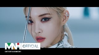 """Download Video 청하(CHUNG HA) - """"Snapping"""" Official Music Video MP3 3GP MP4"""