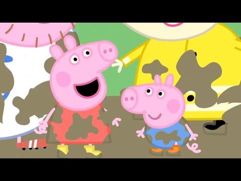 Peppa Pig Français  Le camion de pompier!  Saison 3  Dessin Animé Pour Enfant