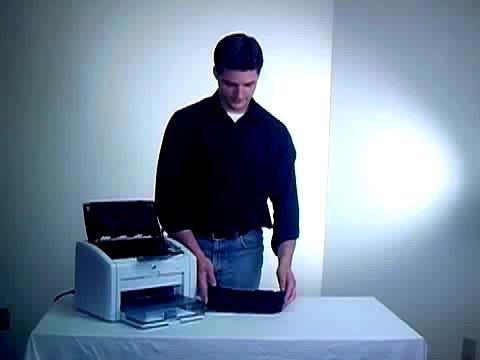 HP Laserjet LJ1022 Toner Replacement