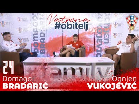 Vatrena #obitelj: Domagoj Bradarić i Ognjen Vukojević