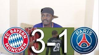 Download Video Barcelona Fan React To ● Bayern Munich vs PSG 3-1 ● All Goals Highlights. MP3 3GP MP4