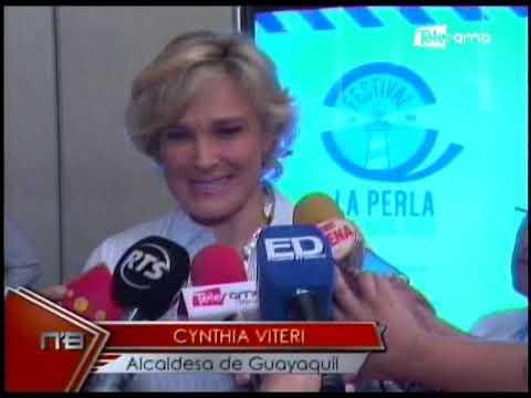 1er Festival Internacional de Cine La Perla por bicentenario de Guayaquil