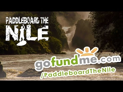 Paddleboard The Nile