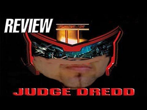 MovieFile - Judge Dredd (1995) Review HD