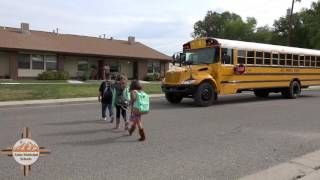 Aztec School District; Bus Safety