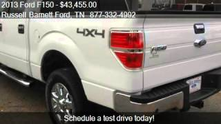 2013 Ford F150 for sale in Winchester, TN 931-967-2277