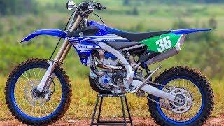 5. First Ride 2019 Yamaha YZ250FX - Motocross Action Magazine