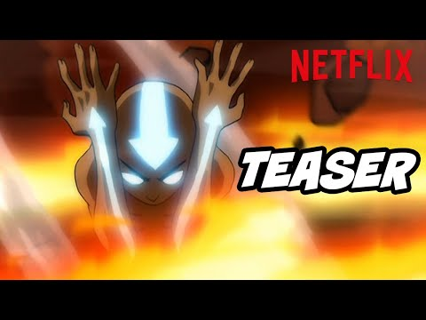 Avatar The Last Airbender Netflix New Episodes First Look Teaser - TOP 10 WTF Scenes Breakdown